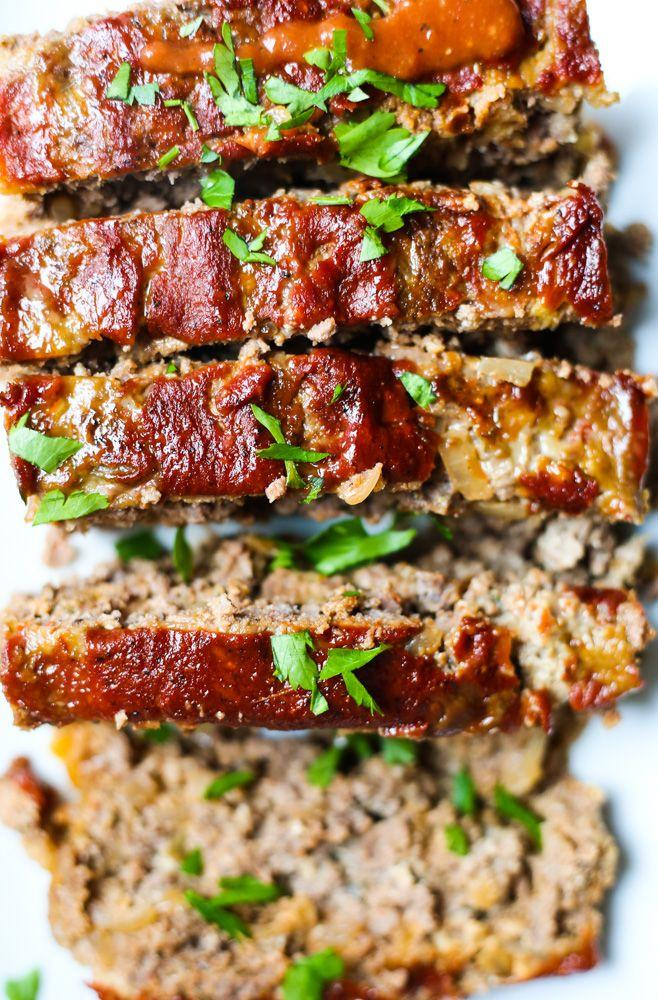 Whole30 Classic Meatloaf