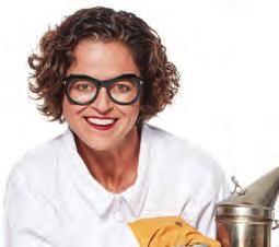 Born in Madrid and raised in New York City, Claire M Marin, proprietor of Catskill Provisions had already attained success in the corporate world as Publisher at National Magazines.