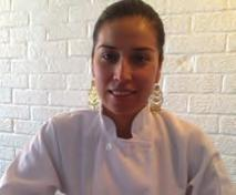 proceed to char all ingredients except cilantro, for 15 minutes. Add the heirloom tomatoes, cow horn chile, scallion, this time including the cilantro in the food processor. Pulse 3-4 times.