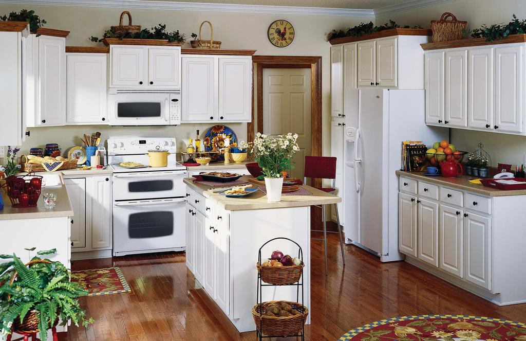 Put the quality of Maytag in your kitchen. The kitchen is the heart of the home for busy families.