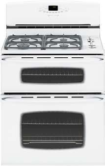 "Four-Pass Broil 2 Heavy-Duty Oven Racks Smoothtop Cooktop Features Two, 1,200-Watt Radiant s 9"", 2,500-Watt Radiant 12"", 2,700-Watt Radiant MER6751 (ELECTRIC) Rapid Preheat Toasting Four-Pass Broil 2"