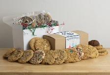 Unique Gifts Description Base Price Tis the Season 24 Cookies Our combo of the two most popular assortments during the Holidays.