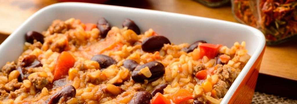 VEGETARIAN DINNER 11 Vegetarian Mexican Rice Cook Time: 40 min Serving: 2-3 1 cup basmati rice 2 teaspoons olive oil 1 small red onion, chopped ½ jalapeno pepper, chopped 2 garlic cloves, chopped 3