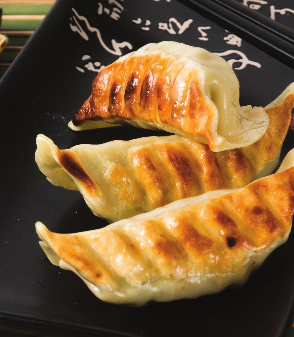 Crispy Pepper Tofu 素 菜 天 婦羅 Crab Wonton (6pcs) Crabmeat, Cream Cheese and Scallions Inside a Crispy Wonton 9