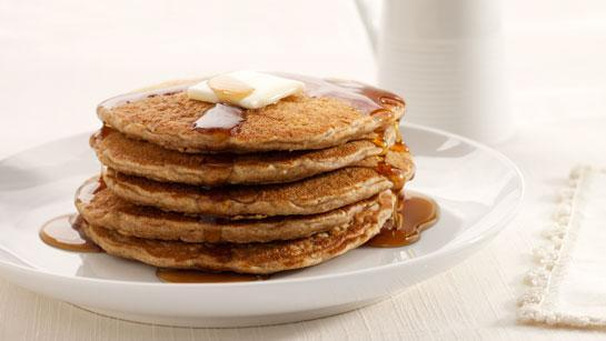 Sweet Potato Pancakes Serves: 4 Ingredients 1 small sweet potato 1 egg, beaten ¾ cup all-purpose flour, sifted ¾ cup buttermilk 2 tablespoons melted butter 2 teaspoons baking powder ½ teaspoon salt ¼