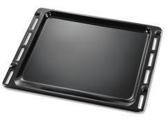 ACCESSORIES SUPPLIED BAKING TRAY GRILL DRIP TRAY The drip tray differs from the baking tray in depth, being the deeper of the two.