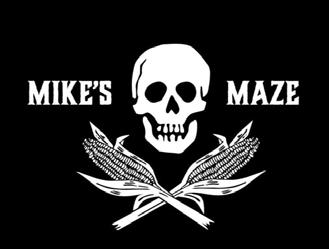 X marks the spot in Sunderland this fall - Blackbeard the pirate has landed at Mike s Maze!