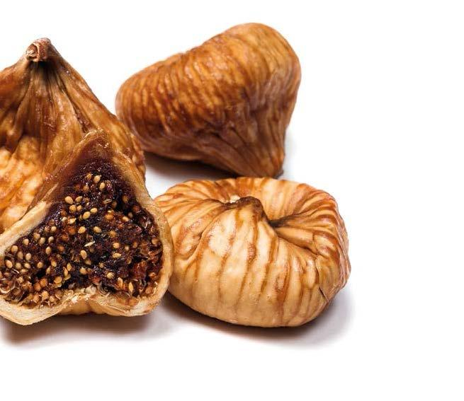 DRIED FIGS FIG IMPORTS (Metric Tons) COUNTRY 2006 2007 2008 2009 2010 2011 2012 2013 2014 2015 2016 Growth 2006-2016 Germany* 14,488 11,788 11,380 13,942 14,053 14,554 14,758 16,275 16,468 16,343