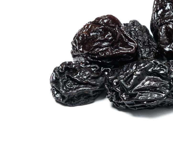 PRUNES PRODUCTION WORLD PRUNE PRODUCTION METRIC TONS Global prune production reached ca. 242,700 metric tons in 2017/2018, up 7% from 2016/17.