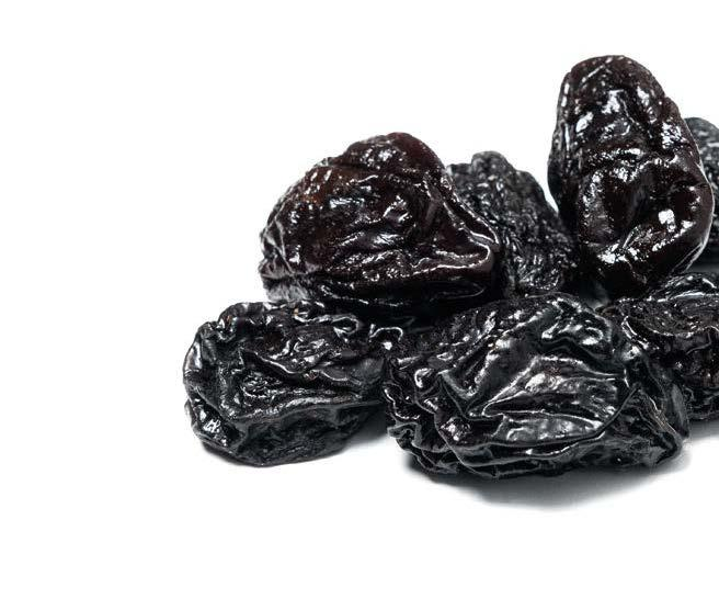 PRUNES PRUNE IMPORTS (Metric Tons) COUNTRY 2006 2007 2008 2009 2010 2011 2012 2013 2014 2015 2016 Growth 2006-2016 USA 6,162 342 773 4,018 399 247 685 1,245 7,102 12,802 19,388 13,226 Germany 19,146