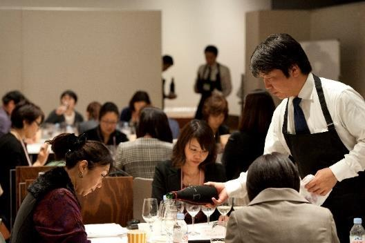 29 SAKURA JAPAN WOMEN S WINE AWARD The first international wine