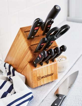 Wüsthof Gourmet Shears and Paring Knife Set 638049 Video online. Sugg. $54.95 $24.95 22 SURL TLE.OM Wüsthof Gourmet 16-Pc.