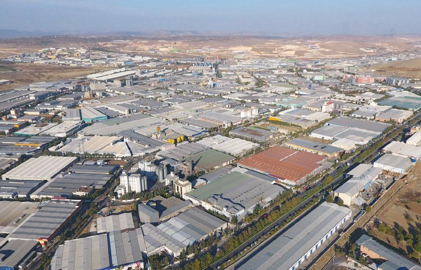 ORGANIzED INDUSTRIAL ZONES There are 6 Organized Industrial Zones (OIZ) In Gaziantep.