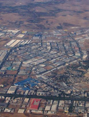 There are more than 5 organized industrial zones(oizs) and and one Free Industrial Zone (FIZ) where most of Industries in Gaziantep are mainly located.