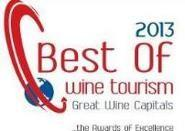 Recent Awards Winner of Best of Wine Tourism Restaurant in South