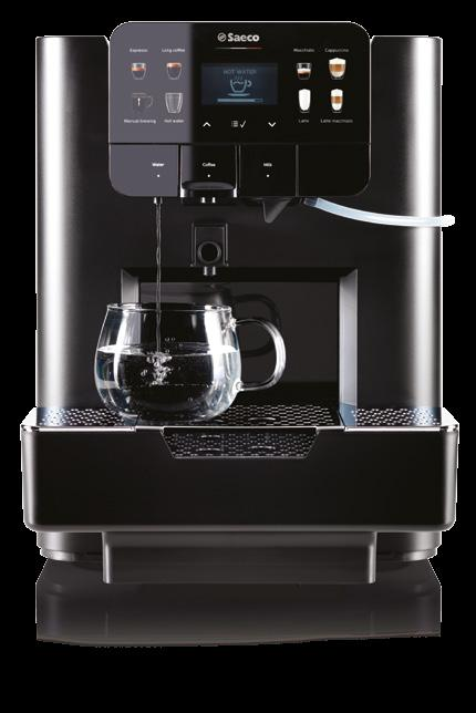 Cappuccino Brewing unit tested for 30000 coffee cycles High capacity