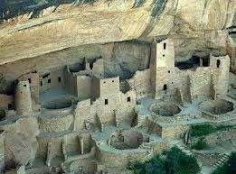 The Anasazi are famous for their incredible cliff dwellings they