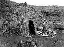 in deserts. They lived all over Utah. They lived in small shelters called wicki-ups.