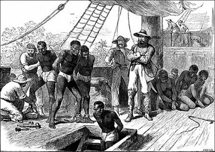 The Weed of Slavery: First Africans in America were