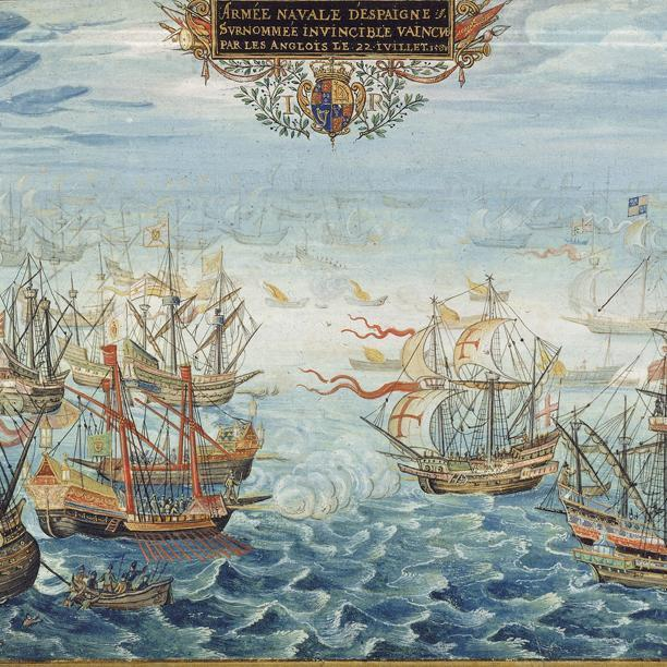 Roanoke Timeline 1588 Queen Elizabeth restricts all ships from leaving England so that they can be available to