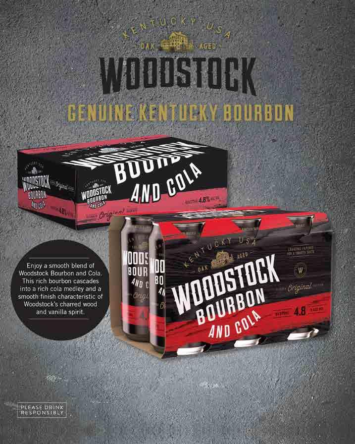 70 SAVE UP TO 12 WOODSTOCK & COLA 4.