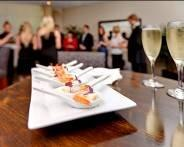 00 pp 2 Hour Package Selection of 6 canapés $24.