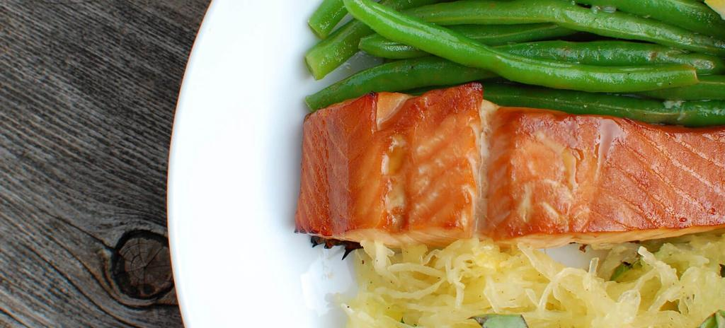 RYJ Baked Salmon with Green Beans & Squash #dinner #eggfree #nutfree #glutenfree #dairyfree 9 ingredients 1 hour 4
