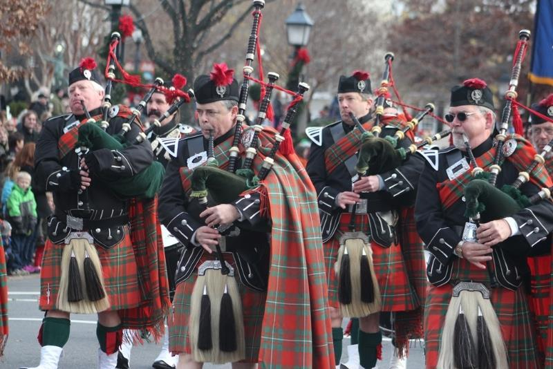 2019 Welcome to The Brave Heart Gala December 24 th, 9:30AM 10:30AM Formal Traditional Scottish highland breakfast with a glass of mimosa to start the day.