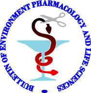 Bulletin of Environment, Pharmacology and Life Sciences Bull. Env. Pharmacol. Life Sci., Vol 8 [2] January 2019 : 70-74 2019 Academy for Environment and Life Sciences, India Online ISSN 2277-1808 Journal s URL:http://www.