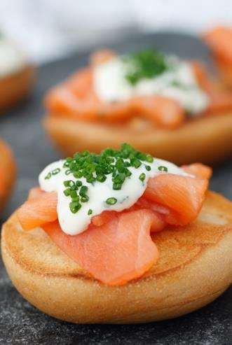 Creative Canapés Enhance your drinks reception with a selection of canapés for your guests to enjoy.