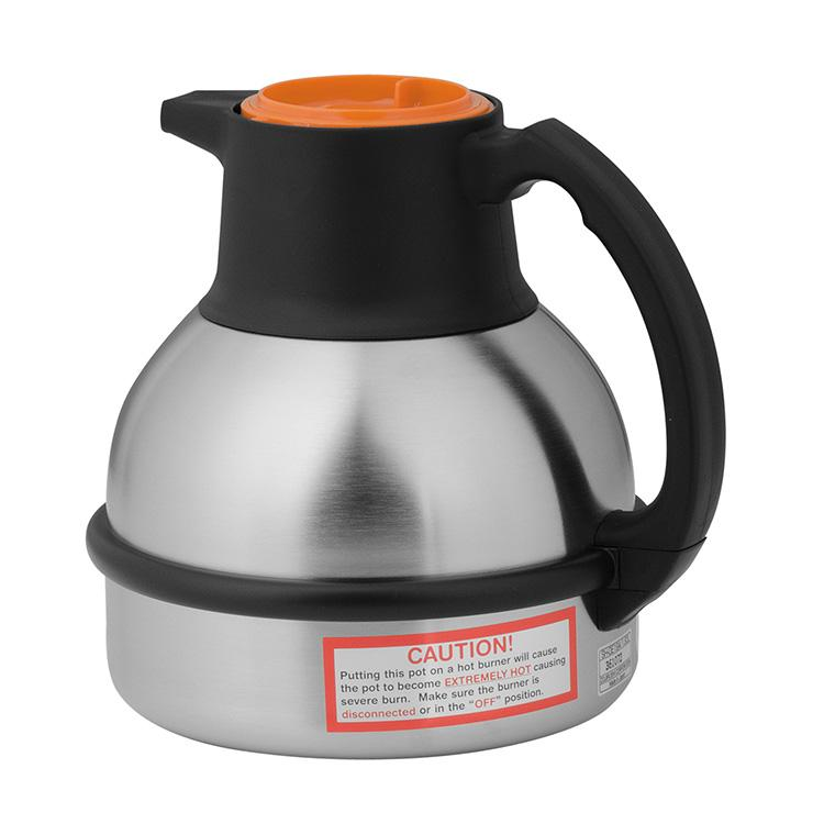 0008 THERMAL CARAFE, BLK 1.9L 12PK Product #:34100.0000 Product #:34100.0001 Product #:34100.0002 THERMAL CARAFE, BLK 1.9L 1PK THERMAL CARAFE,ORN 1.9L 12PK THERMAL CARAFE,ORN 1.9L 1PK Product #:36029.