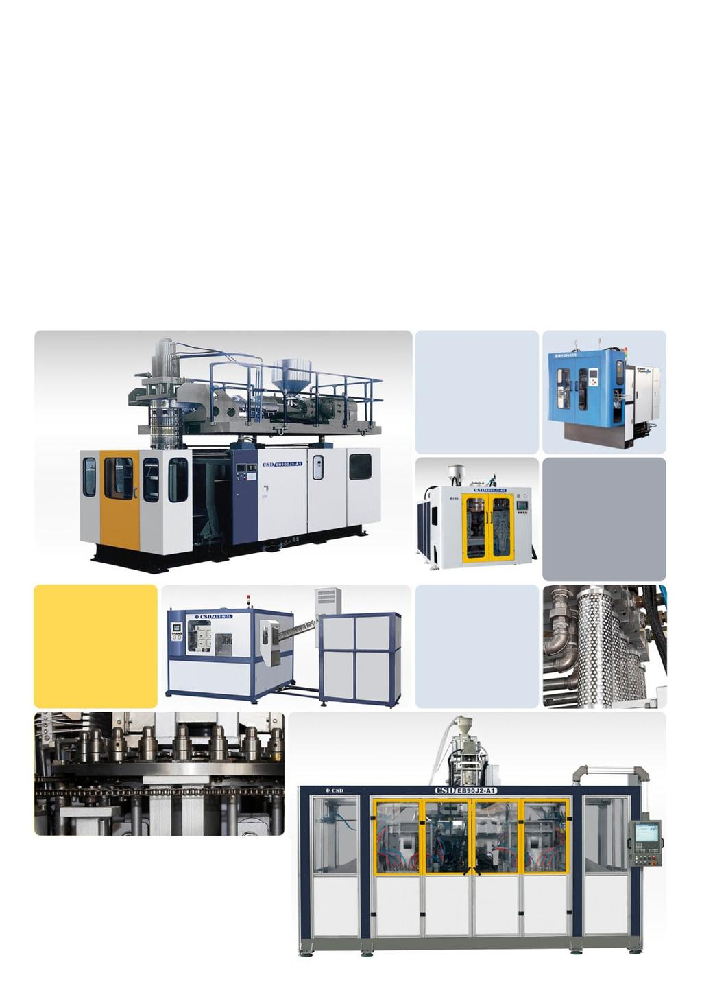 Blow Molding Machine 2012.