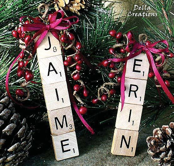 AAA Im ports 407-884-0078 December 2012 Page 4 Scrabble Ornament Bring back