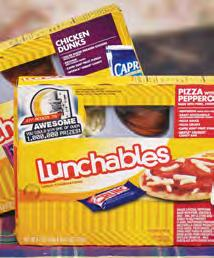 Taco Lunchables Boneless Country Style Ribs, Boneless