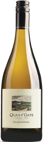 2015 CHARDONNAY The 2015 is yet another beautifully crafted Chardonnay. The vintage was particularly warm, resulting in a wine that is medium-bodied with ripe stonefruit and tropical fruit flavours.