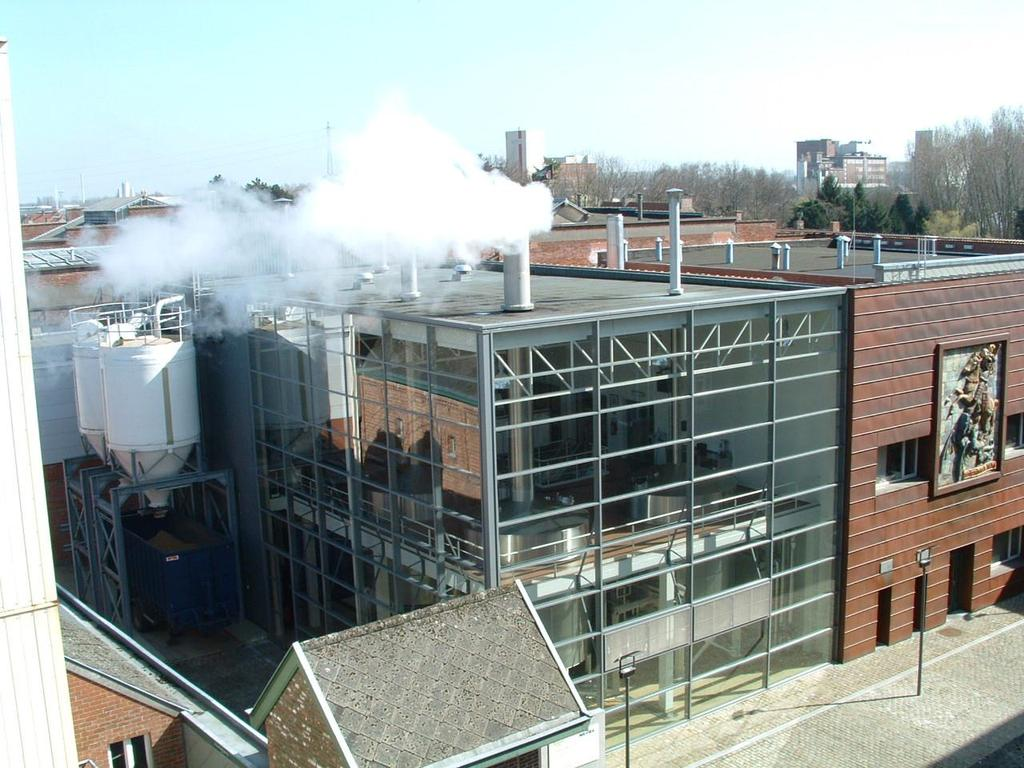 Rodenbach Brewery Production
