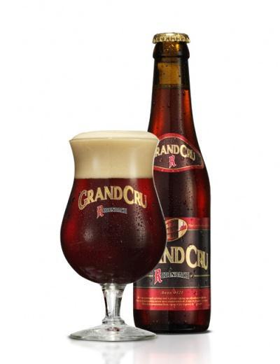 Rodenbach brewery Products Brand Variant: Rodenbach Grand Cru Rodenbach Grand Cru is an exceptional Red Brown beer of mixed fermentation 6% alcohol by volume Exceptional fruity bouquet, sour sweet
