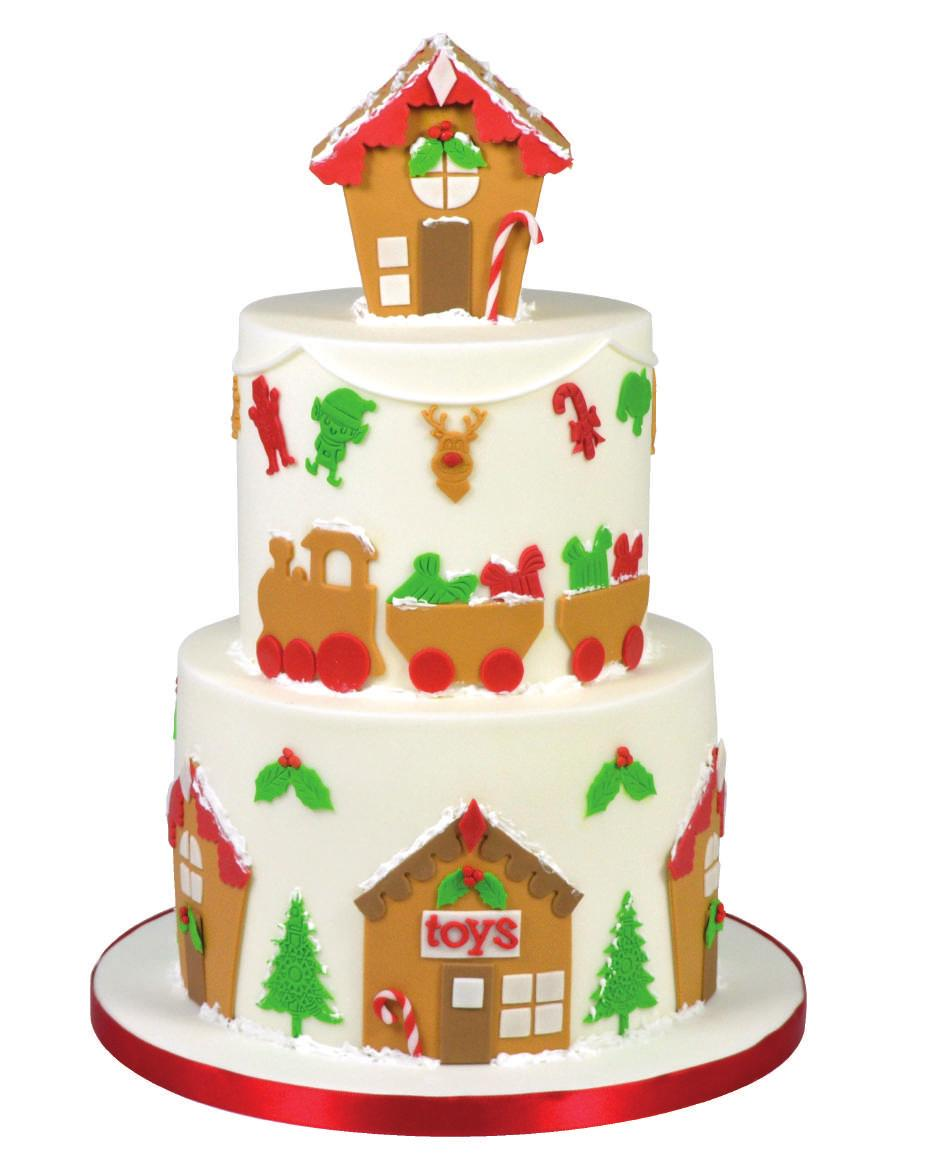 Over NEW LAUNCHES THIS MONTH WE. Christmas Cakes - PDF