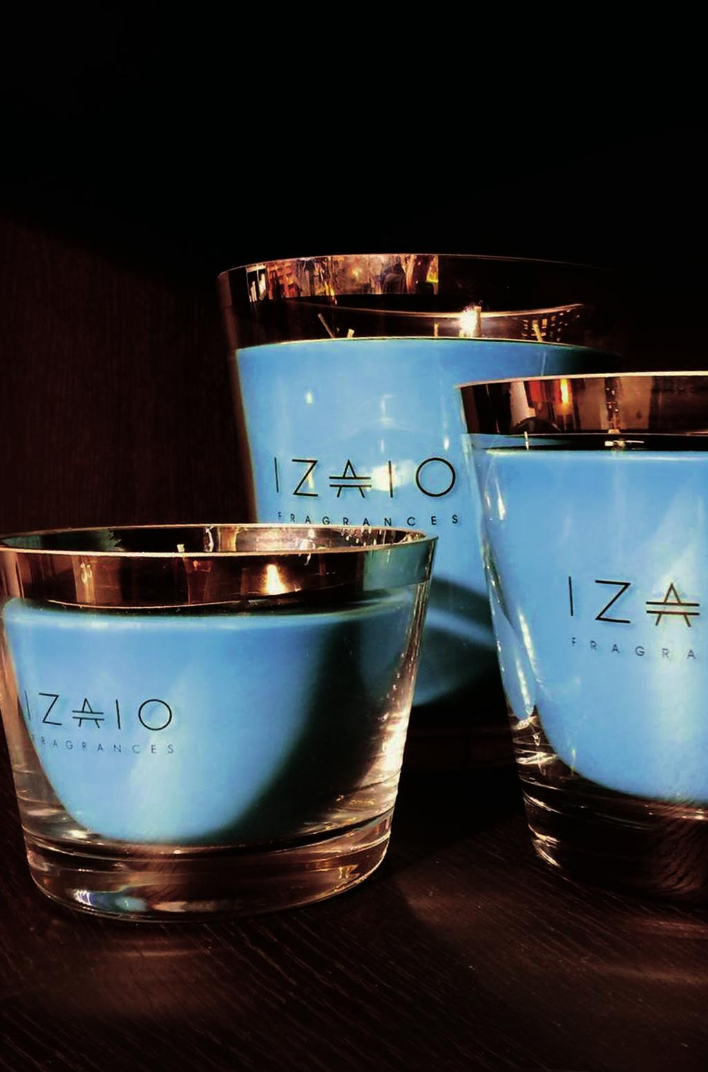 A PASSION FOR LUXURY AND FRAGRANCES «Because every candle