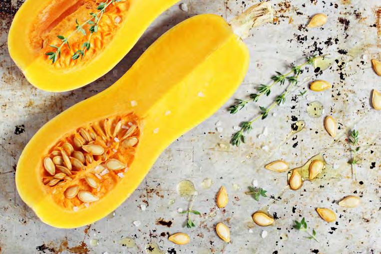 winter squash 8 Butternut Squash with Black Beans Serves 6 Approximately 30 minutes 2 ¾ cups butternut squash 1 tsp. vegetable oil 1 onion (small, chopped) ¼ tsp.