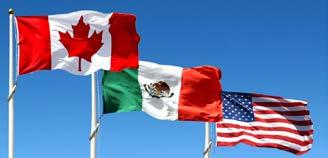 NAFTA Seven rounds of NAFTA renegotiations have taken place since talks began in August 2017.