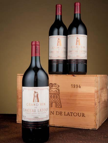 A BROAD RANGE OF FINE BORDEAUX FROM ONE OF THE MOST EXTENSIVE CELLARS IN NORTH AMERICA INCLUDING NUMEROUS OFFERINGS OF FIRST GROWTHS SUCH AS A FULL CASE OF HAUT- BRION ALONG WITH MULTIPLE VINTAGES OF