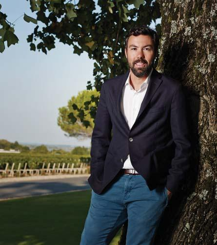 This is a Fifth Growth estate by classification only, as the wines produced at Lynch-Bages match the quality of a First Growth in most years.