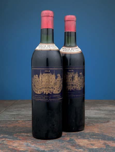 A BREATHTAKING SELECTION OF CLASSIC BORDEAUX FROM AN EAST COAST CELLAR SPANNING THREE DECADES AND FEATURING FIRST GROWTHS FROM HIGHLY ACCLAIMED VINTAGES AND AN EXCEPTIONALLY RARE CASE OF LE PIN 1982