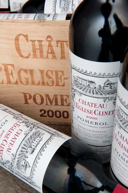 Château Lynch-Bages 2000 Pauillac, 5me cru classé...blossoming bouquet of blackberries, cassis, graphite and pen ink. Full-bodied with velvety tannins.