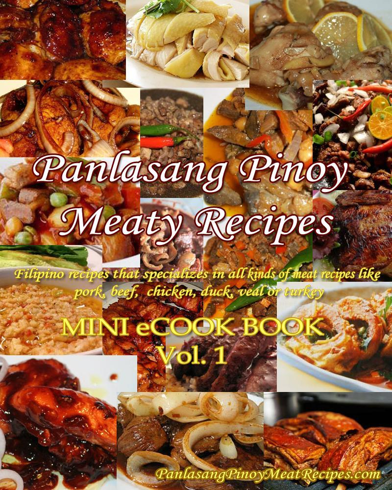 Panlasang pinoy meaty recipes pdf mini cookbook volume 1 ccuart Images