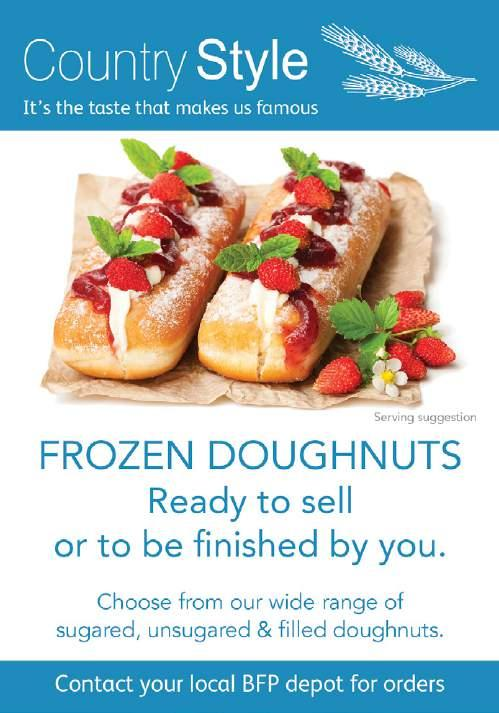 Frozen Products Kent Foods Limited trading as BFP www.bfp.uk.