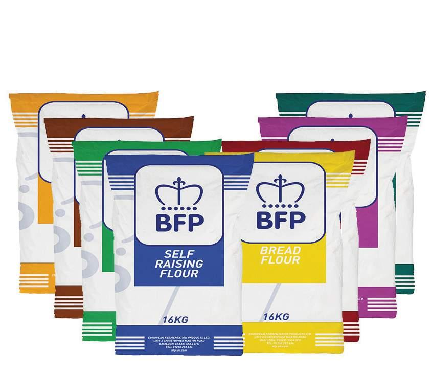 Yeast Products Kent Foods Limited trading as BFP www.bfp.uk.