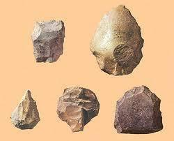 Main Idea 3: Stone Age tools grew more complex as time passed. The first humans and their ancestors lived during the Stone Age.
