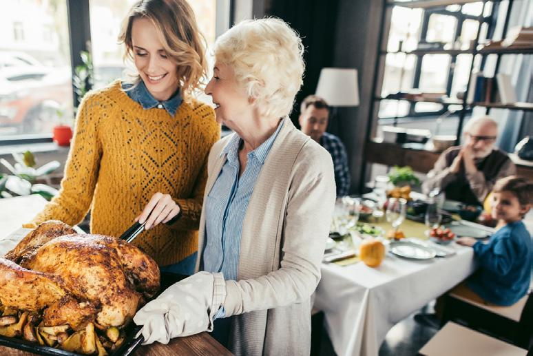Thanksgiving Guide Healthy, Diabetes Friendly Recipes presented by Prairie